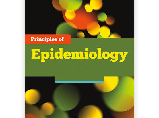 Principles of Epidimiology