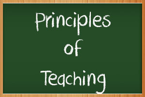 General Methods and Principles of Teaching