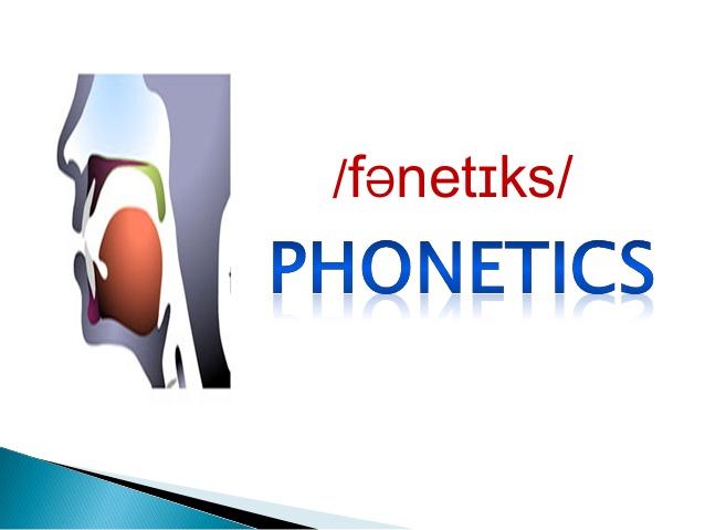 Advanced Phonetics and Phonology