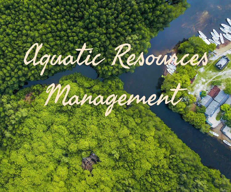 Aquatic resources management
